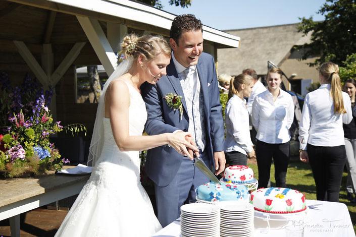 Bruiloft Vincent en Louise