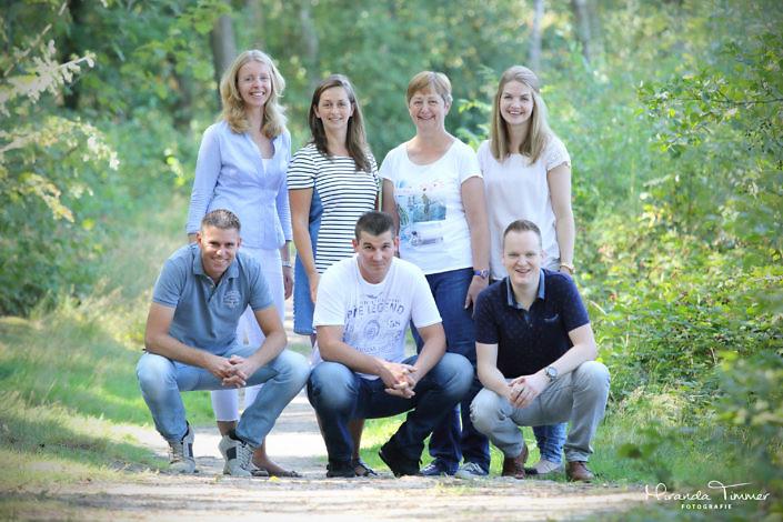 Familieshoot Nieuwkuijkse Wiel