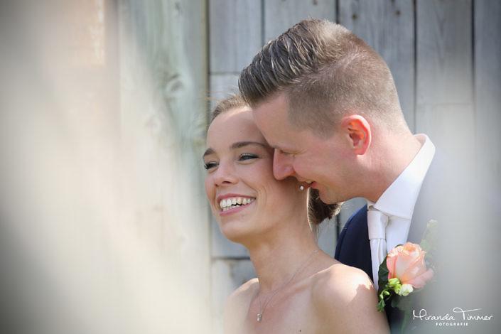 Bruiloft Tim en Linda