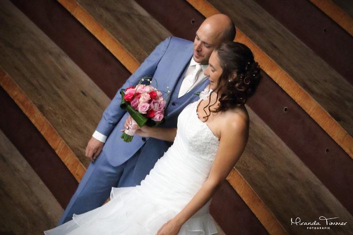 Bruiloft Ronald en Ilona