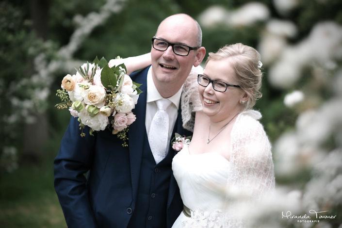 Bruiloft Johan en Irene