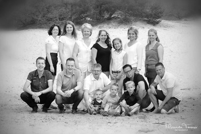 Familieshoot De Loonse en Drunense Duinen