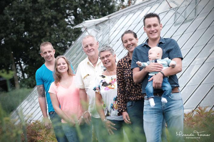 Fotoshoot familie Goedendorp