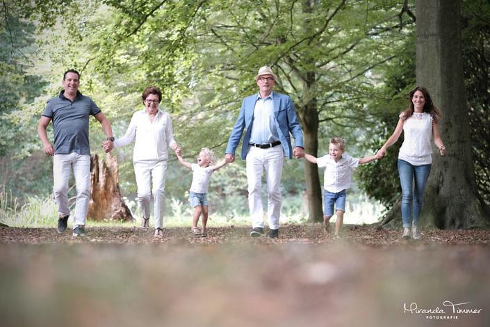 Fotoshoot familie Rensen