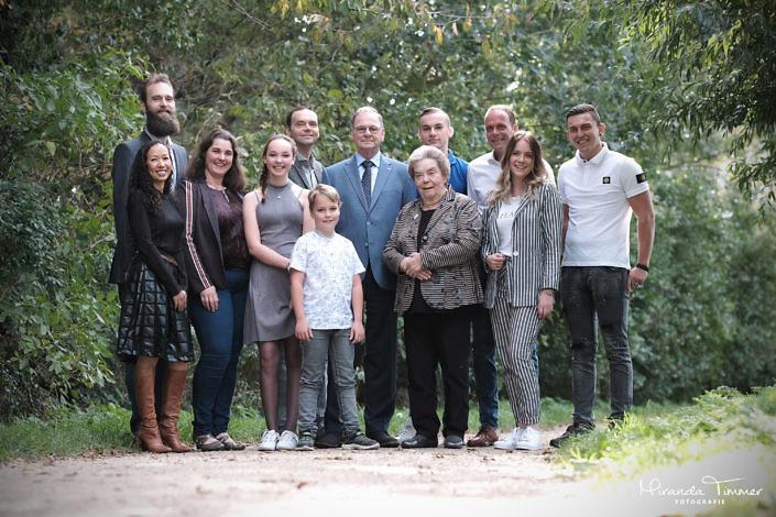 Fotoshoot familie van Schie