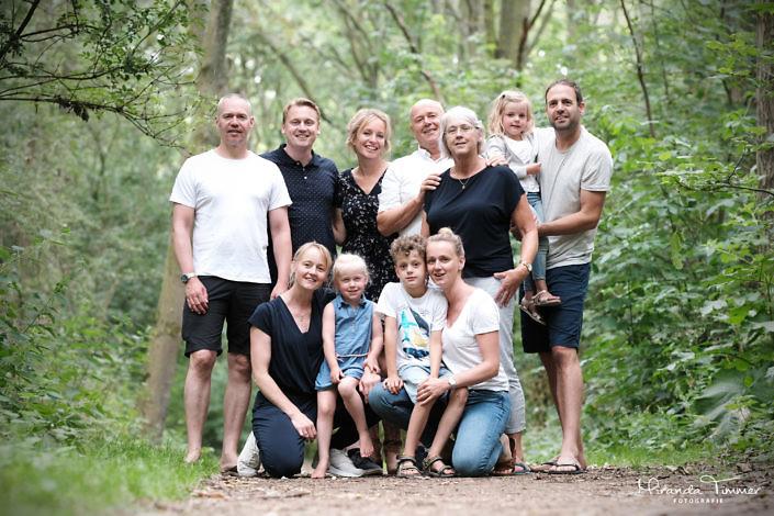 Fotoshoot familie de Wit