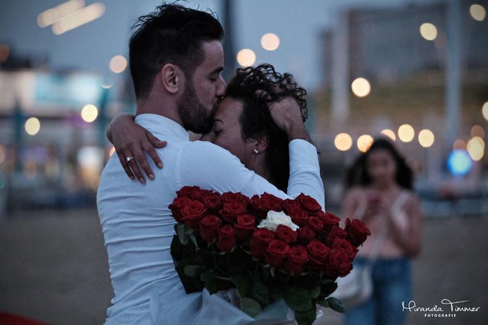 Huwelijksaanzoek Engin en Sinem