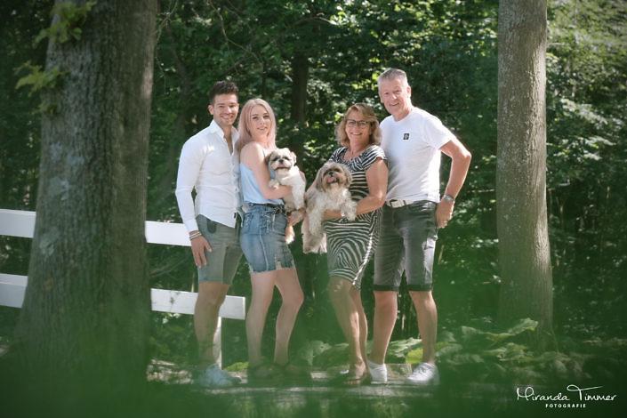 Fotoshoot familie Vijverberg