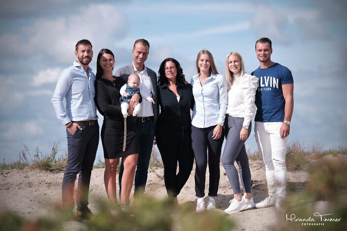 Fotoshoot familie van Veldhoven